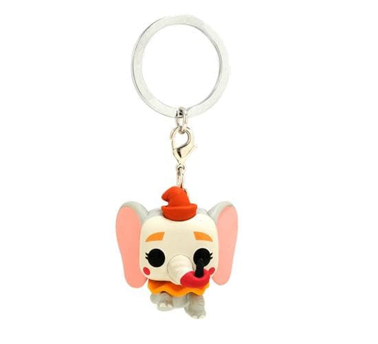 Dumbo Clown Pocket Pop! Keychain
