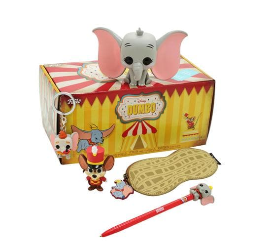 Disney Treasures - Dumbo Box (Hot Topic Exclusive)