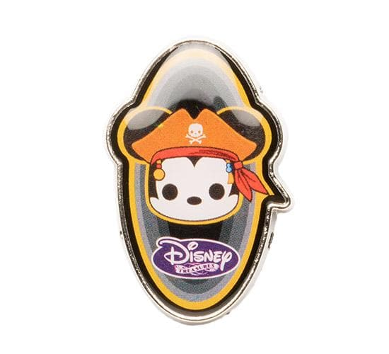 Pirate Mickey Mouse Pin (Disney Treasures)