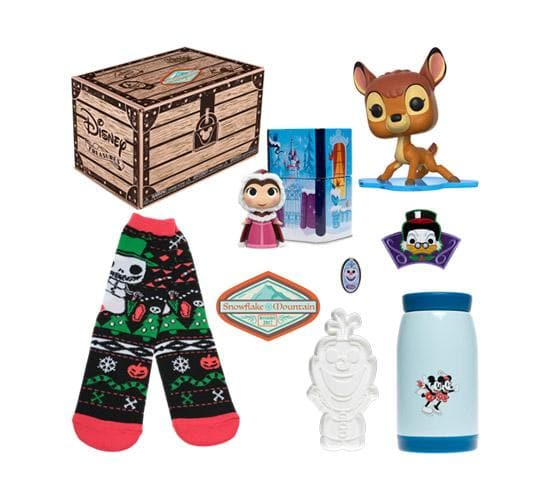 Disney Treasures - Snowflake Mountain Box