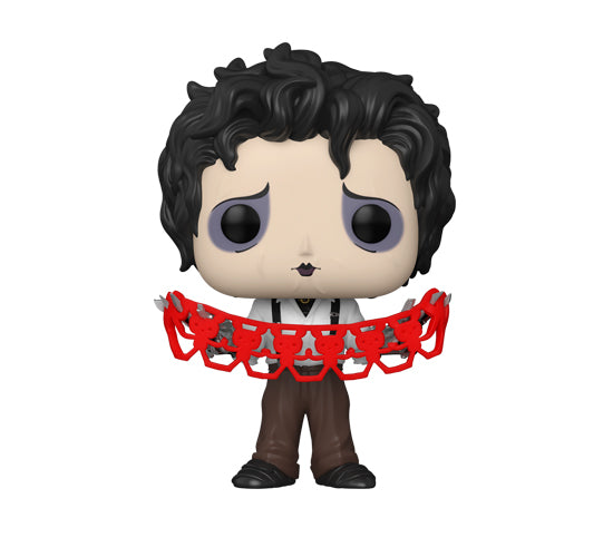 Pop! Movies - Edward Scissorhands with Kirigami #984 (Walmart Exclusive) Funko Pop! Vinyl