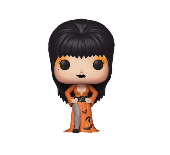 Elvira: Mistress of the Dark - Orange Dress #375 Funko Pop! Vinyl (1500 Pieces)
