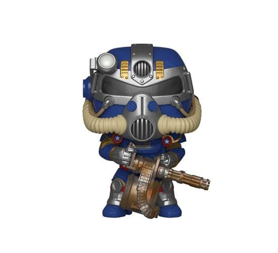Fallout 76 - Tricentennial Power Armor #479 (Walmart Exclusive) Funko Pop! Vinyl