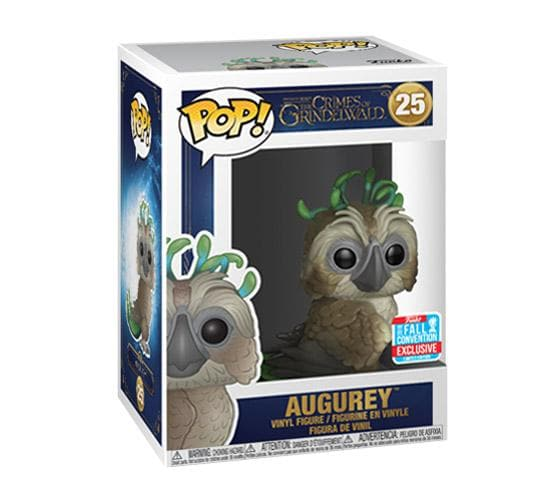 Fantastic Beasts 2 - Augurey #25 (NYCC 2018) Funko Pop! Vinyl