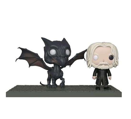Fantastic Beasts 2 - Grindelwald and Thestral #30 (Hot Topic) Funko Pop! Movie Moments