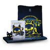 Sirius Black (Flocked) Funko Pop! Vinyl + T-Shirt Bundle (Hot Topic Exclusive)