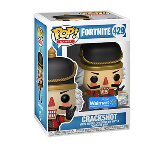 Fortnite - Crackshot #429 Funko Pop! Vinyl (Walmart Exclusive)