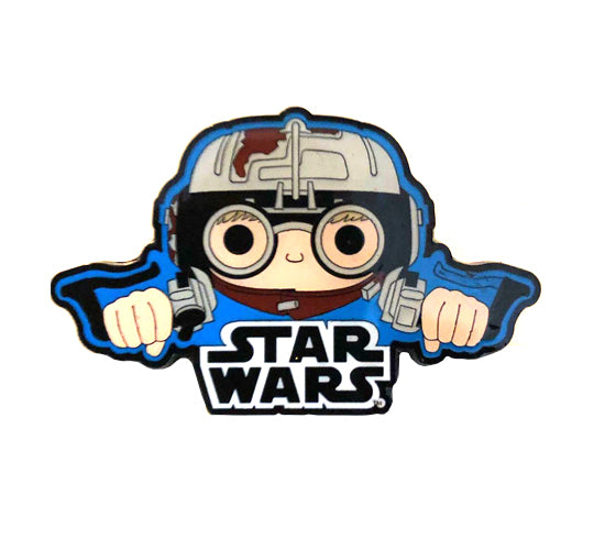 Smuggler's Bounty Box Anakin Skywalker Enamel Pin