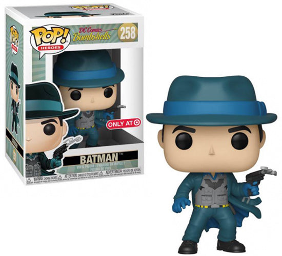 DC Bombshells - Batman #258 (Target Exclusive) Funko Pop! Vinyl