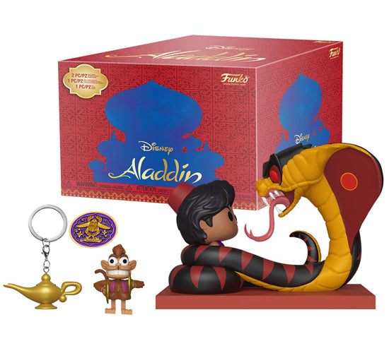 Disney Treasures - Aladdin Box (Hot Topic Exclusive)