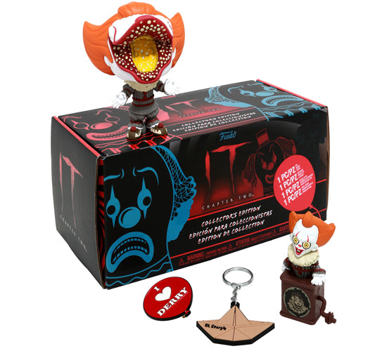 It Chapter 2 Collector's Box (Hot Topic Exclusive)