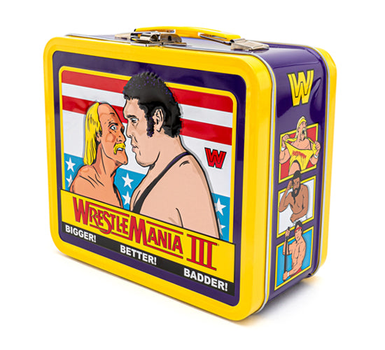 Funko Lunchbox - WrestleMania III (Walmart Exclusive)