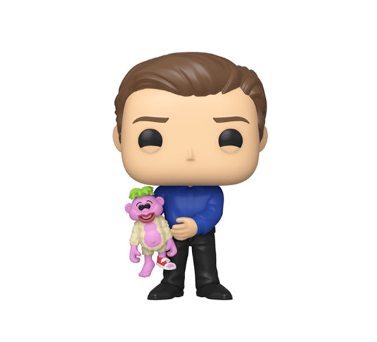 Funko Pop Jeff Dunham and Peanut #03 Exclusive Collection