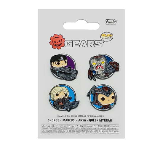 Funko Pop! Gears of War Collector's Box (GameStop Exclusive)