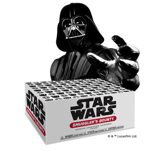 Star Wars - Smugglers Bounty Box: Darth Vader (Amazon Exclusive)