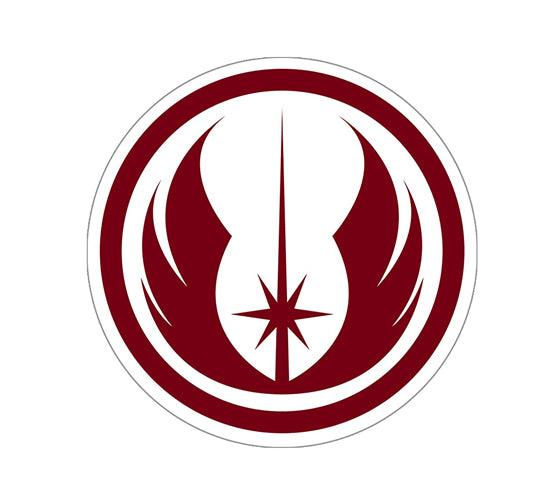 Star Wars Smuggler's Bounty Rebel Alliance Emblem Decal