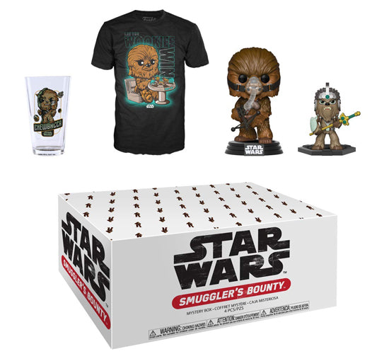 Star Wars - Smugglers Bounty Box: Wookiee (Amazon Exclusive)