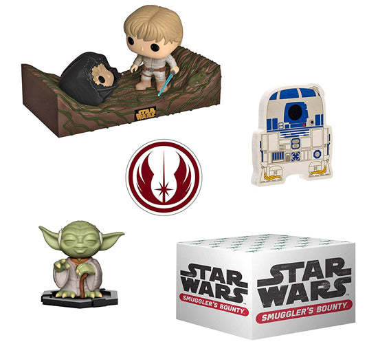 Star Wars - Smuggler's Bounty Box: Dagobah (Amazon Exclusive)