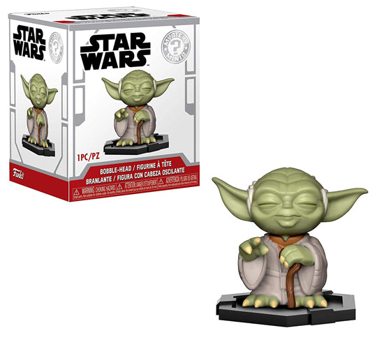 Star Wars Smuggler's Bounty Yoda Mystery Mini