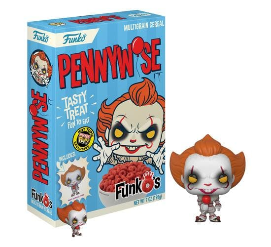 FunkO's - Pennywise (Hot Topic Exclusive) Cereal