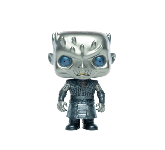 Game of Thrones - Metallic Night King #44 (AT&T Exclusive) Funko Pop! Vinyl