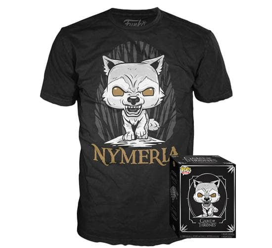 Game of Thrones - Nymeria Funko Pop! Vinyl & T-Shirt Box (Hot Topic Exclusive)