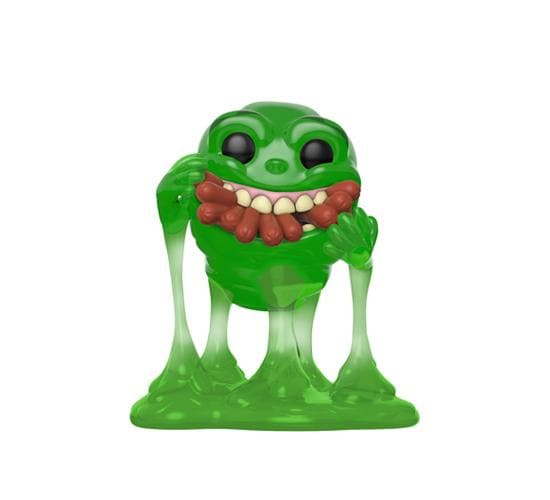 Ghostbusters - Translucent Slimer with Hot Dogs #747 (Walmart) Funko Pop! Vinyl