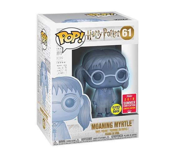 Harry Potter - Moaning Myrtle #61 (SDCC 2018) Funko Pop! Vinyl