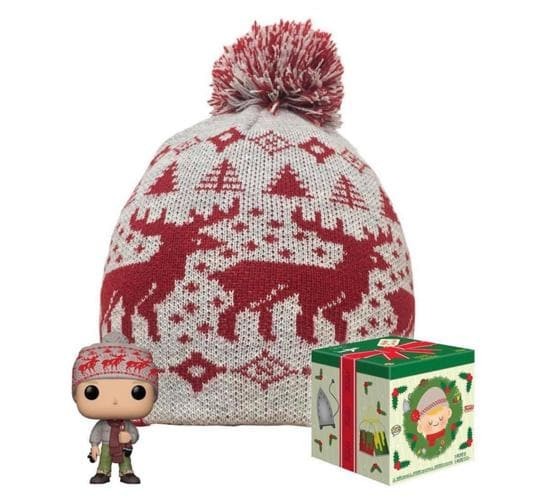 Home Alone: Kevin #625 Funko Pop! Vinyl & Beanie Bundle Christmas Box (Target)