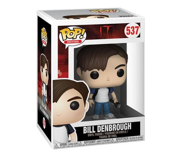 It - Bill Denbrough #537 Funko Pop! Vinyl