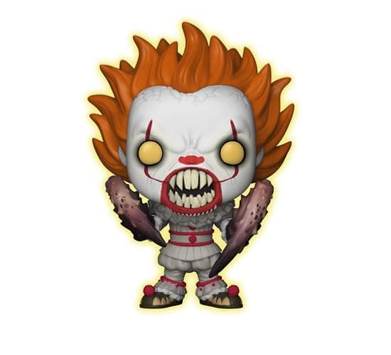 It - Pennywise with Spider Legs GITD (Entertainment Earth) Funko Pop! Vinyl
