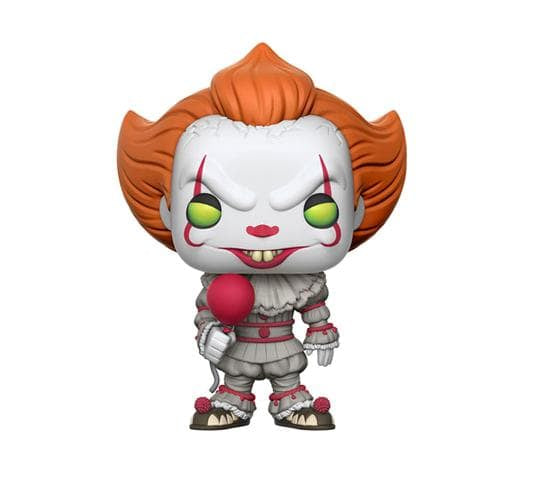 It - Pennywise with Balloon #475 (Hot Topic) Funko Pop! Vinyl