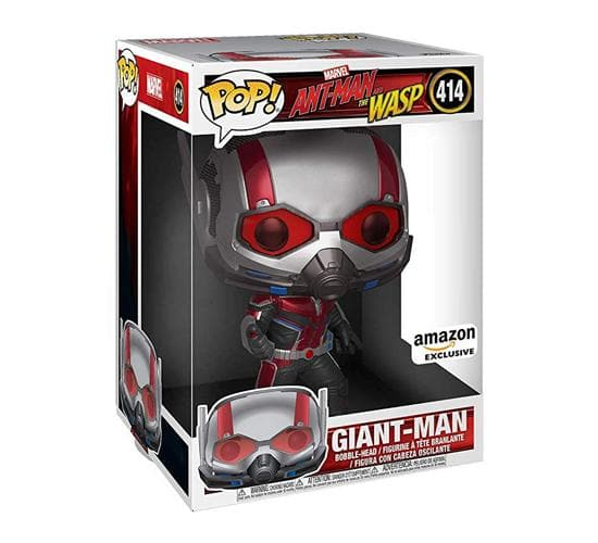 "10"" Inch Giant Man #414 (Amazon Exclusive) Funko Pop! Vinyl"