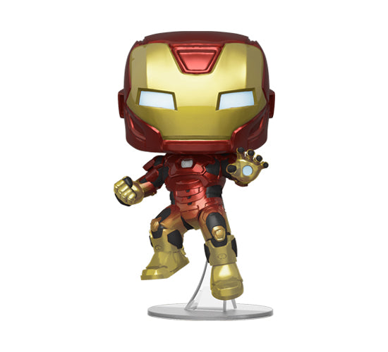 Marvel's Gamerverse - Iron Man #634 (Target Exclusive) Funko Pop! Vinyl
