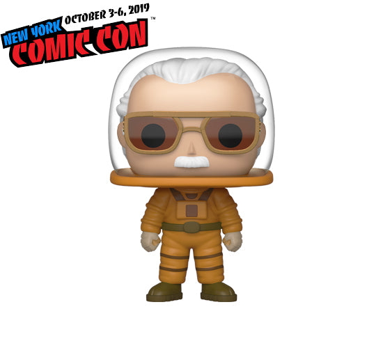 Marvel - Stan Lee Astronaut Cameo #519 (2019 Fall Convention) Funko Pop! Vinyl