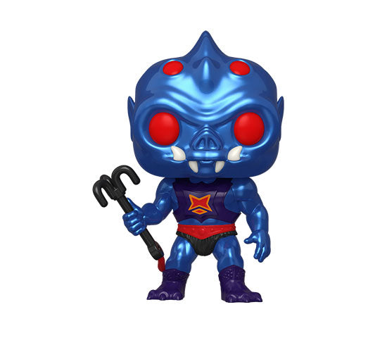 Masters of the Universe - Metallic Webstor #997 (Walmart Exclusive) Funko Pop! Vinyl
