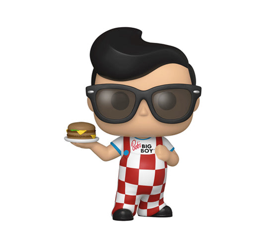 Pop! Ad Icons - Big Boy with Glasses #74 (Funko Hollywood Exclusive) Funko Pop! Vinyl