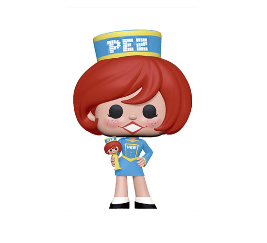 Pop! Ad Icons - Pez Girl Red Hair (PEZ Visitor Center Exclusive) #82 Funko Pop! Vinyl