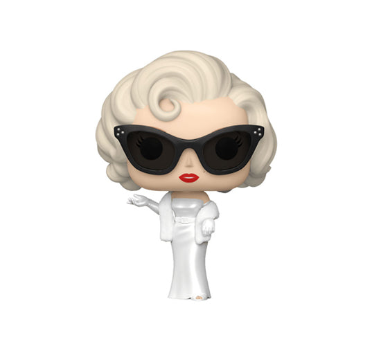 Pop! Icons - Marilyn Monroe with Glasses #24 (Funko Hollywood Exclusive) Funko Pop! Vinyl