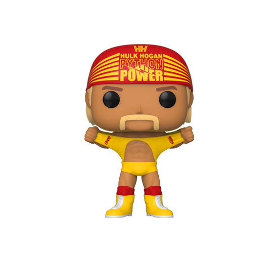 Pop! WWE Wrestlemania - Hulk Hogan #71 (Walmart Exclusive) Funko Pop! Vinyl