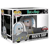 Rick and Morty - Rick's Ship #34 Funko Pop! Vinyl Ride