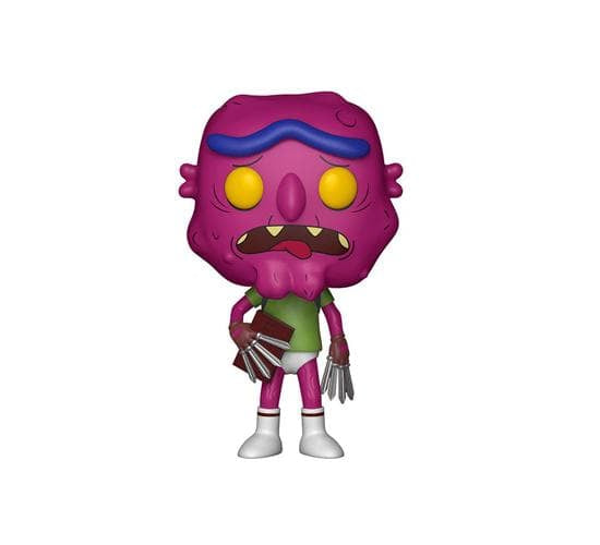 Rick and Morty - Scary Terry #344 (EMP / Hot Topic) Funko Pop! Vinyl