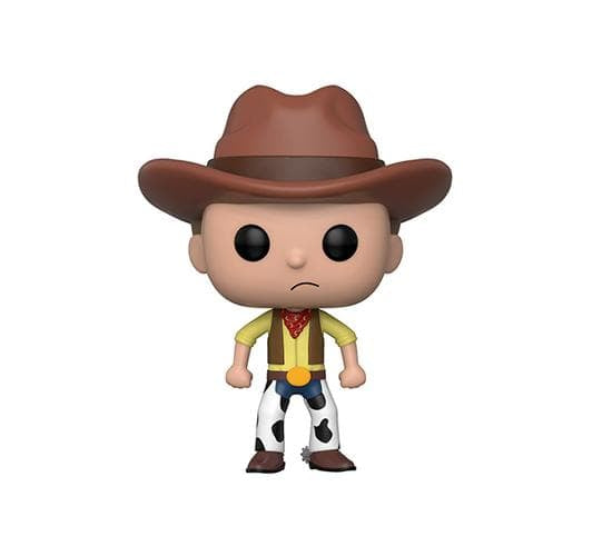 Rick and Morty - Western Morty #364 (SDCC 2018) Funko Pop! Vinyl