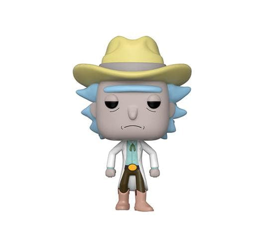 Rick and Morty - Western Rick #363 (SDCC 2018) Funko Pop! Vinyl