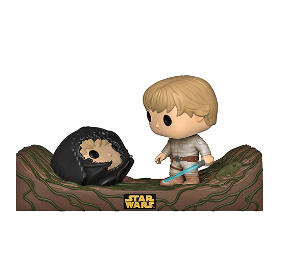 Dagobah Face-Off #284 Funko Pop! Vinyl Movie Moment