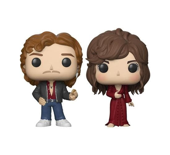 Stranger Things - Billy & Karen (SDCC 2018) Funko Pop! Vinyl