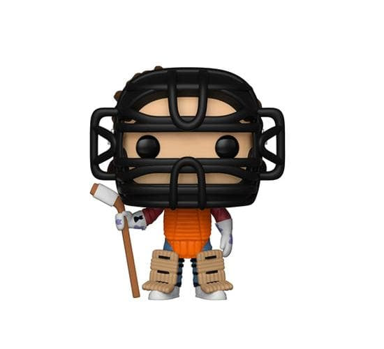 Stranger Things - Dustin in Hockey Gear #719 (Hot Topic) Funko Pop! Vinyl