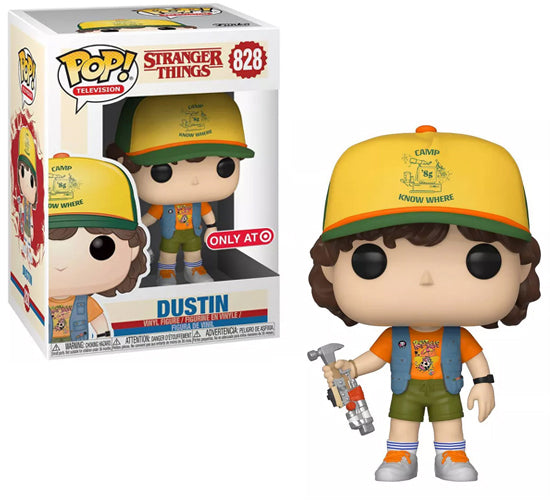 Dustin #828 (Target Exclusive) Funko Pop! Vinyl