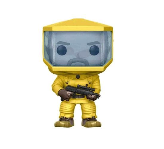 Stranger Things - Hopper (Biohazard Suit) #525 Funko Pop! Vinyl