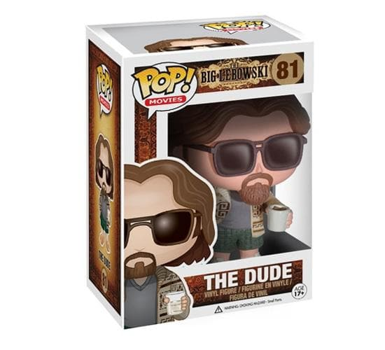 The Big Lebowski - The Dude #18 Funko Pop! Vinyl (Vaulted)The Big Lebowski - The Dude #18 Funko Pop! Vinyl (Vaulted)